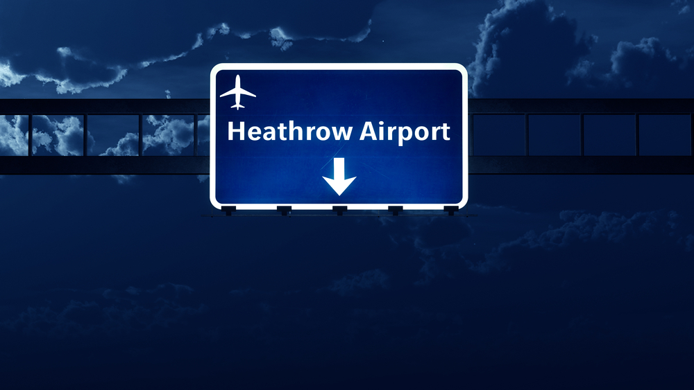 """Heathrow Airport"""