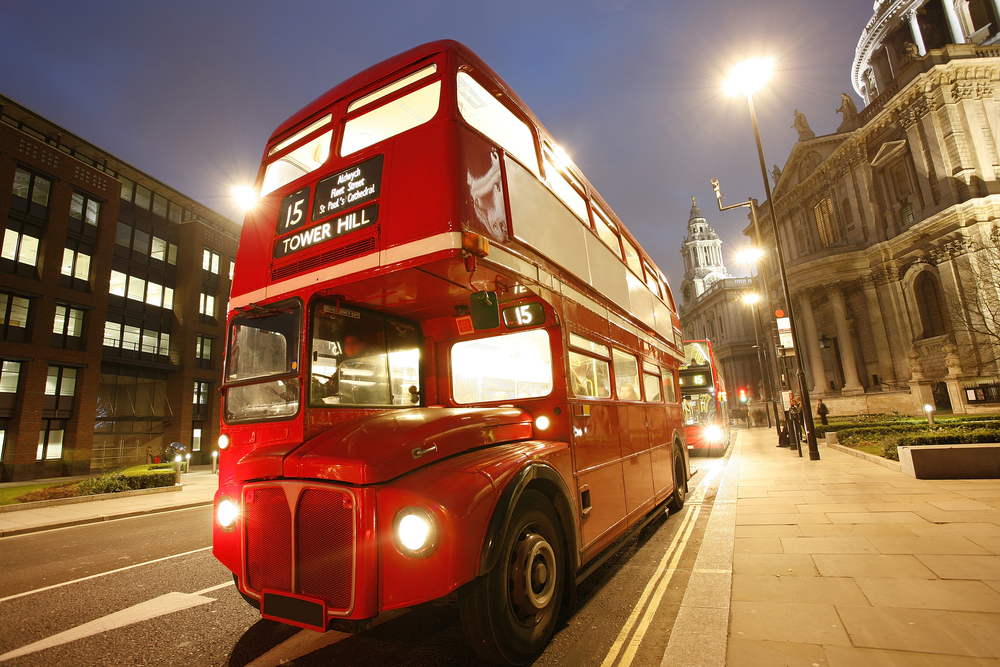 Here's why the Hop-on Hop-off bus is a must do in London