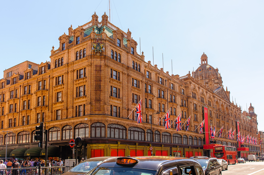 Harrods Knightsbridge