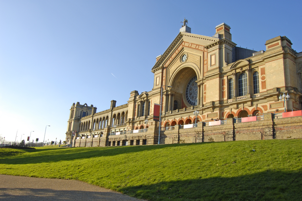 Alexandra Palace London
